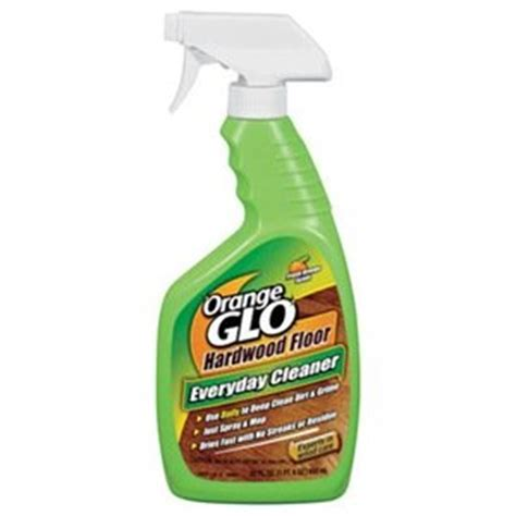 Orange Glo Hardwood Floor Cleaner by Church Dwight 11501 Quot Orange Glo Quot Hardwood Floor Everyday