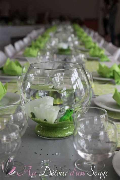11 best images about d 233 coration de bapt 234 me vert et blanc th 232 me grenouilles on tables