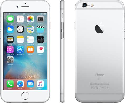 used iphone 6 verizon apple iphone 6s 16gb smartphone verizon silver mint