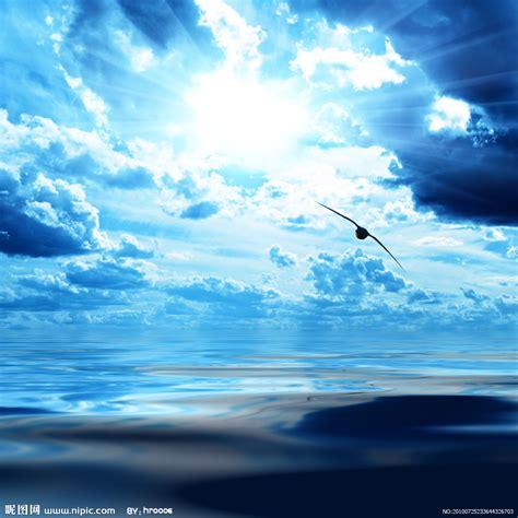 天空 背景摄影图__自然风景_自然景观_摄影图库_昵图网nipic.com