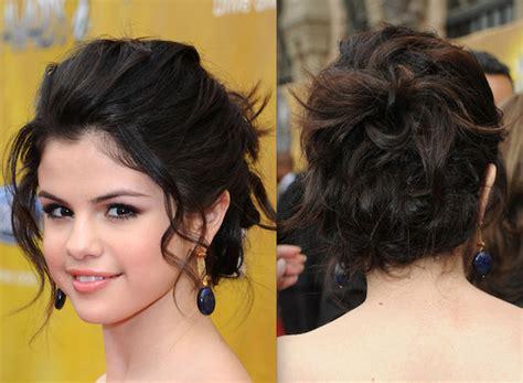 Selena Gomez Prom Hairstyle Ideas 2010