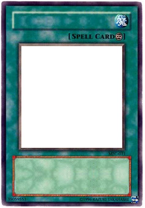 continuous spell card template   destined duel