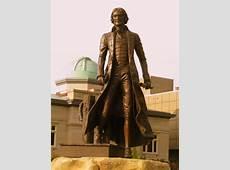 Thomas Jefferson Statue Jeffersonville, IN This statue