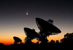 Mercury, Venus and the Moon over Australian Radio ...