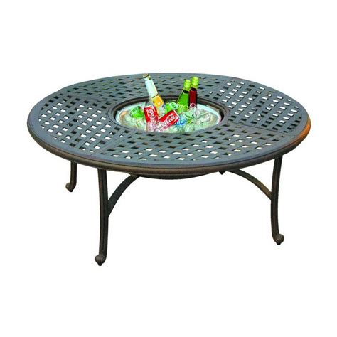 metal patio table metal patio coffee table coffee table design ideas