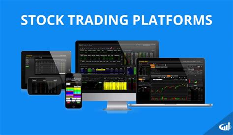 top 10 trading platforms about stock market trading platforms and software