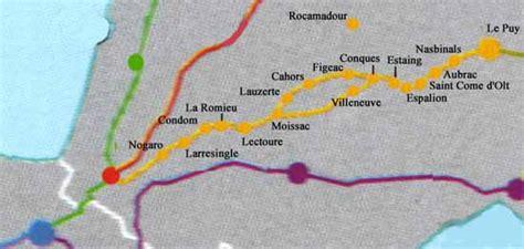 les chemins de saint jacques lar 233 gionpyr 233 n 233 es com