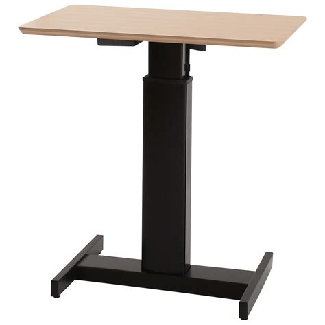 sit or stand desk shop conset 501 19 8x060 center electric sit stand desks