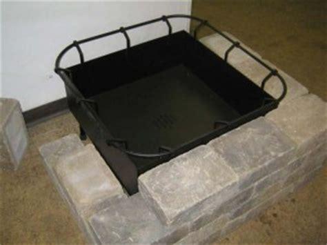 square pit insert replacement square brick pit pit design ideas