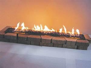 Outdoor Gas Fire Pans