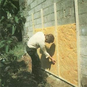 Isolation Mur Parpaing : isolation globale des murs par l 39 ext rieur ~ Melissatoandfro.com Idées de Décoration