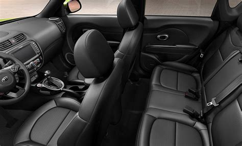 kia soul interior 2016 kia soul review