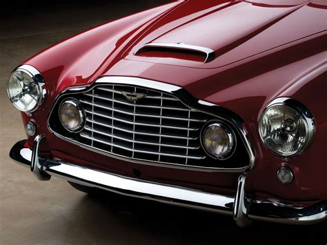 1953 Aston Martin Db24 Drophead Coupe Everythingwithatwist
