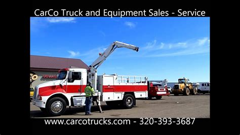 Kenworth T300 Stellar Tire Service Truck For Sale By Carco