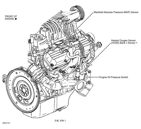 Buick Regal Engine Diagram by 3 8 Buick Engine Diagram 24h Schemes