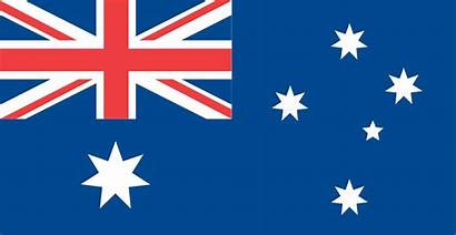 Flag Australia Template Australian Colour Flags National