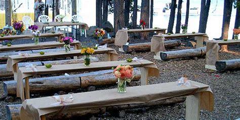 elk lake resort weddings  prices  wedding venues