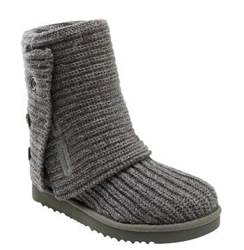 ugg womens knit boots gallery for gt grey ugg boots knit