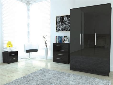 3 piece bedroom furniture set, espresso finish bedroom