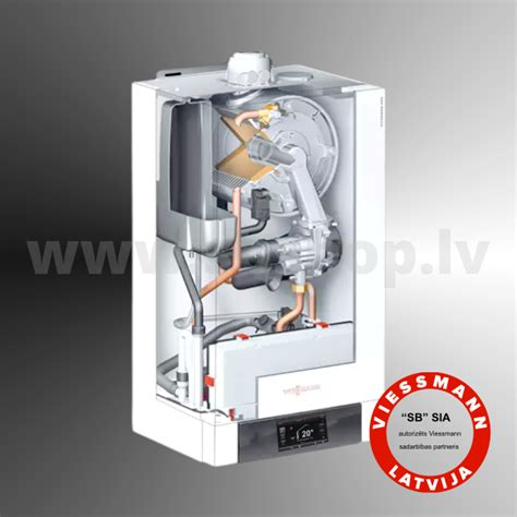 Gāzes kondensācijas apkures katli- Viessmann Vitodens 200-W (80-150KW) B2HB