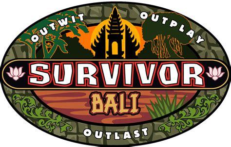 Survivor: Bali Logo and Buffs : survivor
