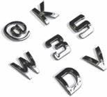 Buchstaben Zum Aufkleben : dachzeichen von spampinato dreidimensionale buchstaben ~ Watch28wear.com Haus und Dekorationen
