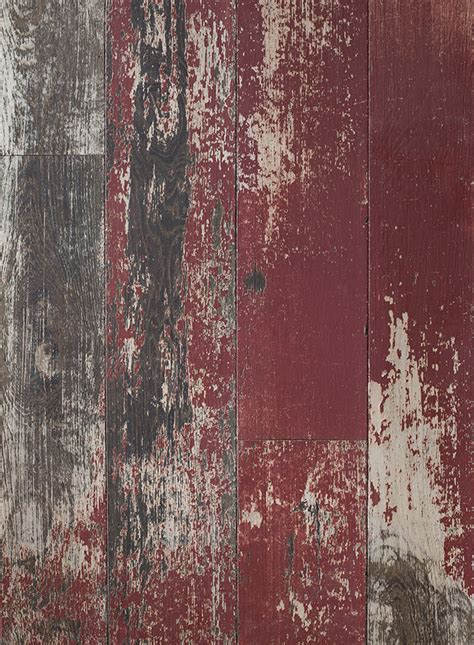 Reclaimed Worn Wood / Distressed Painted Wall Cladding
