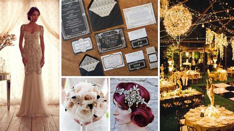 Wedding inspiration: The Great Gatsby Closer