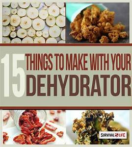15 Dehydrated Foods To Try | Survival Life
