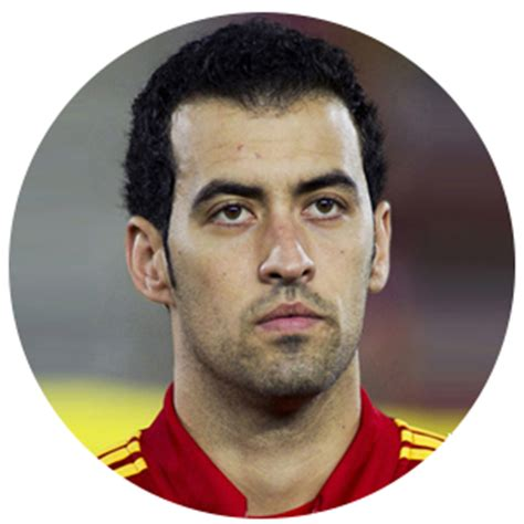 Sergio Busquets Burgos Profile - Football Player,Spain ...