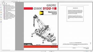 Grove Mobile Crane Gmk5130