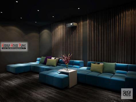 home theater interior design idea  concept