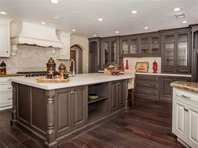 painting ideas for kitchen cabinets the ideas of decorating kitchen with two tone kitchen cabinets kitchen remodel styles designs