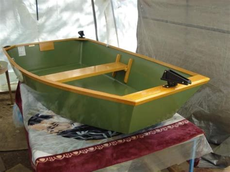 images  small wood boats  pinterest plywood