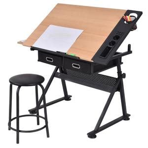 Table A Dessin Inclinable by Table A Dessin Inclinable Achat Vente Table A Dessin