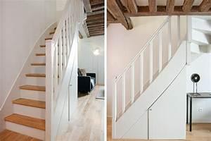 awesome decoration escalier bois ideas design trends With awesome peindre des escalier en bois 10 renovation escalier la meilleure idee deco escalier en un