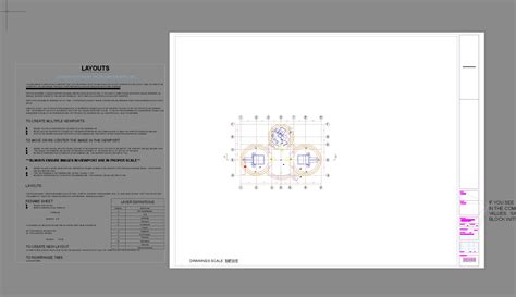Autocad Templates Free Dwg Open Source Autocad Template Tutorial Dwg File