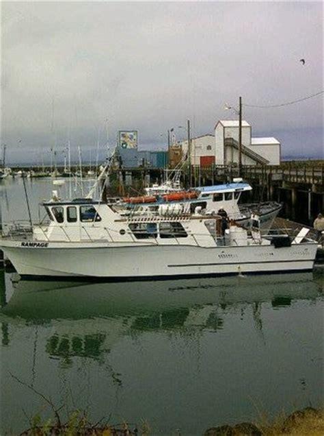 Charter Boat Fishing Westport Wa by Rage Fishing Charters Westport