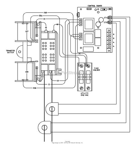 generac ats wiring diagram  wiring diagram