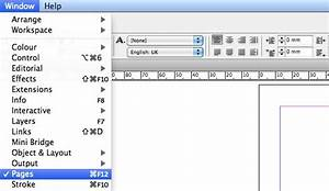 Quick Tip  Basic Page Numbering With Indesign Cs5