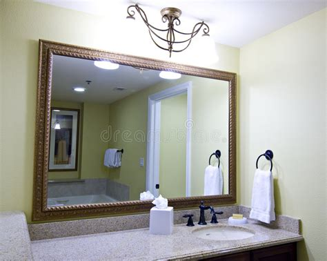 mirror above kitchen sink large mirror above sink stock photography image 6431592 7528