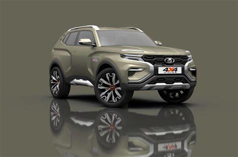 lada unveils  vision concept  moscow motor show autocar