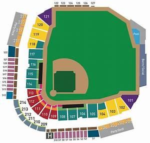 Las Vegas Aviators Baseball History Stadium Seating
