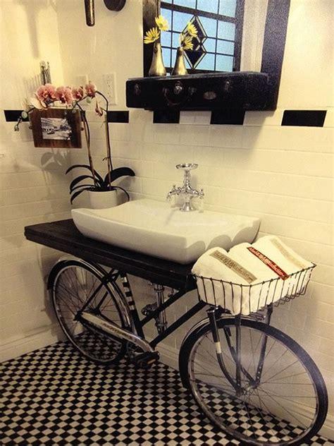 Donner Du Style à Une Petite Salle De Bain