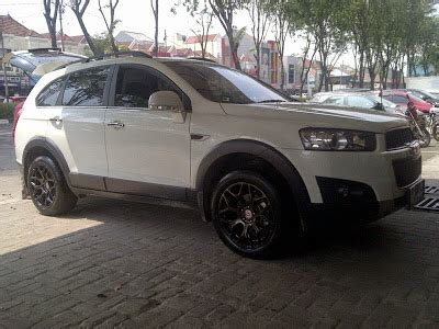 Modifikasi Chevrolet Captiva Diesel by Foto Modifikasi Mobil Chevrolet Captiva Terbaru Jukir