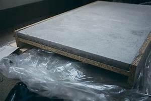 Küche Aus Beton Selbst Bauen : ghostbastlers tischplatte aus beton ~ Markanthonyermac.com Haus und Dekorationen