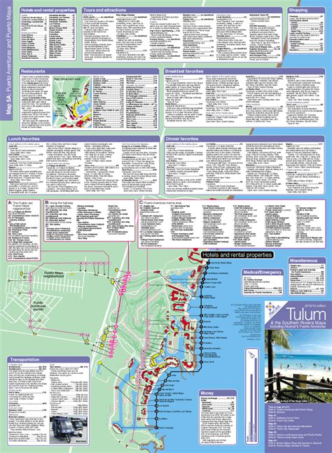 mapchick maps travel guides tulum travel guide