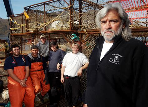 Lenny On Destination Crab Boat by Crews Deadliest Reports