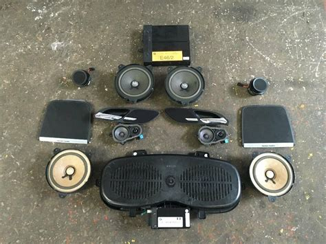 Bmw Harman Kardon by Bmw E46 M3 Coupe Harman Kardon 12 Speaker Sound