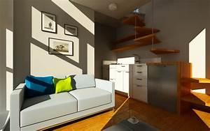 Was Kostet Der Bau Einer Garage : der bau diese mikrohauses kostet gerade mal 20 tausend euro der innenraum ist einfach nur ~ Sanjose-hotels-ca.com Haus und Dekorationen